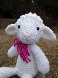 amigurimi sheep1