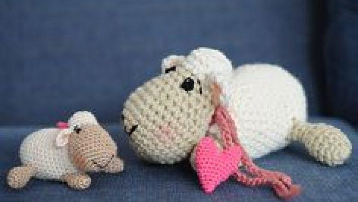 Amigurimi Sheep