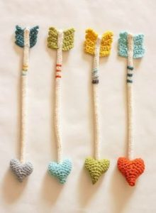 crochet bookmark5