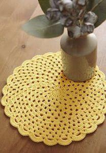 crochet place mat1