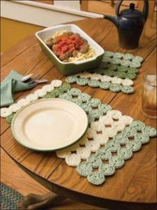 crochet place mat5