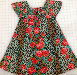 girls dress pattern3