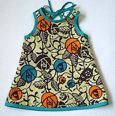 girls dress pattern4