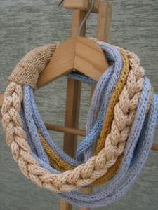 knitting necklace1