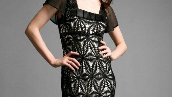 Crochet Evening Dress Models