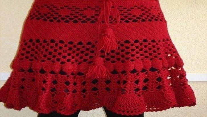 Crochet Skirt Models
