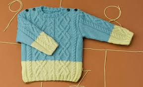 crocheted-baby-sweaters-models-2