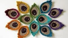 Crochet Small Ornaments