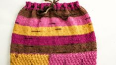 Knit Girl's Skirts