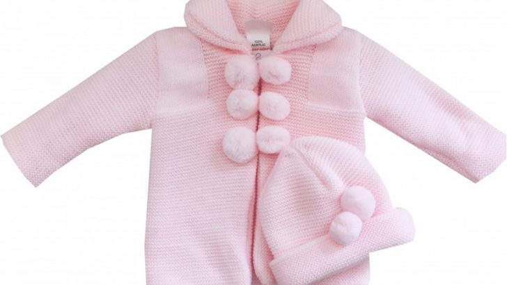 Knitted Baby Jackets