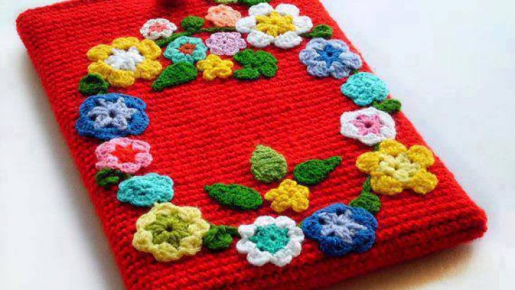 Knitted Tablet Cases
