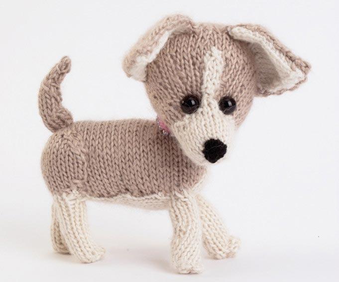 Knitted Toys - Knittting Crochet