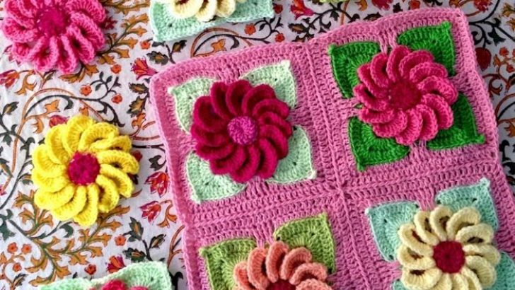 Knitting Baby Bedspreads