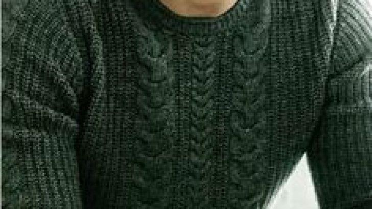 Men's Sweater Models
