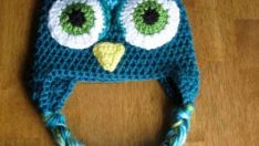 Owl Hat Making