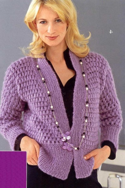 Women S Knit Jacket