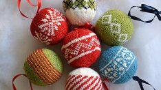 Amigurumi Christmas Decorations
