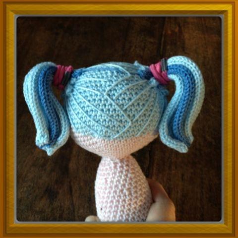 Amigurumi Doll Making Knittting Crochet