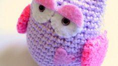 Amigurumi Owl Models