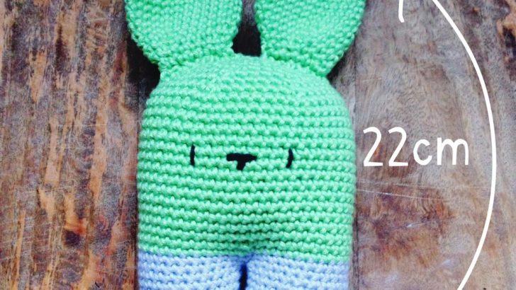 Amigurumi Toy Rabbit Made