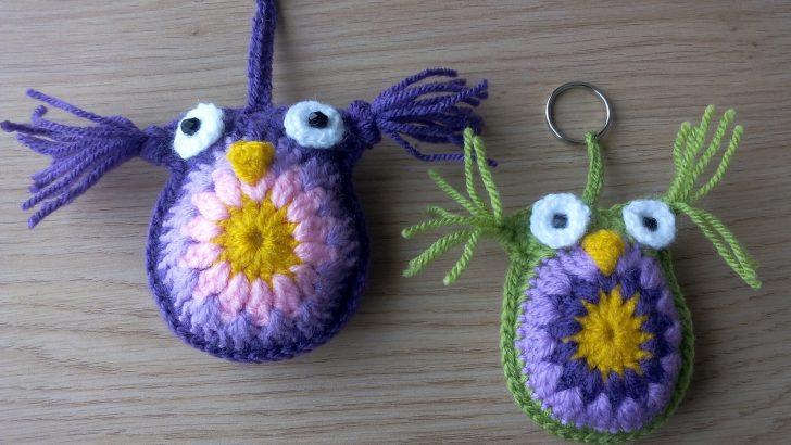Crochet Key Made