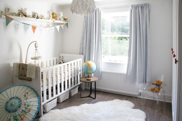 How should decorate the baby room? - Knittting Crochet
