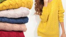Knitted Sweaters Women
