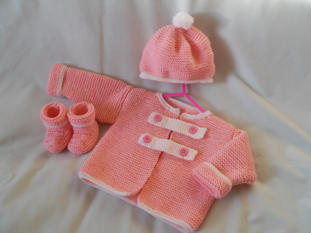 Knitting Baby Clothes Knitting Crochet Dıy Craft