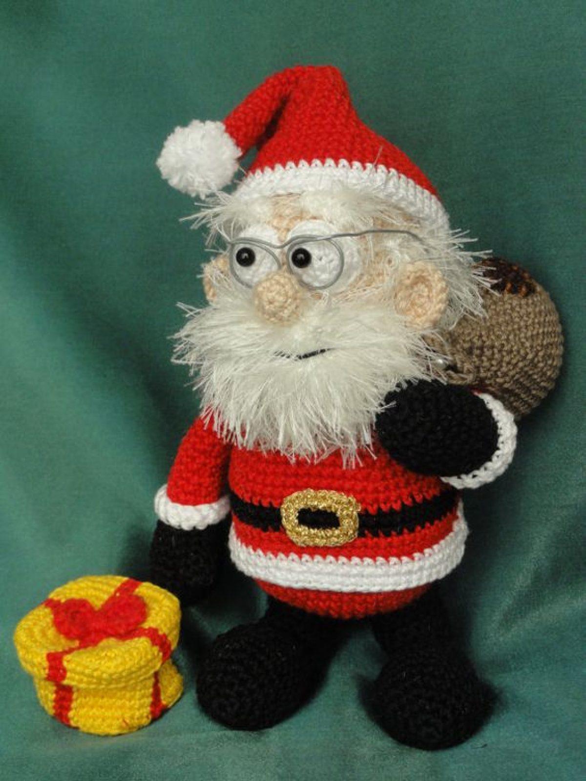 Ravelry: Santa Claus Amigurumi pattern by snacksies snacksies | 1600x1200