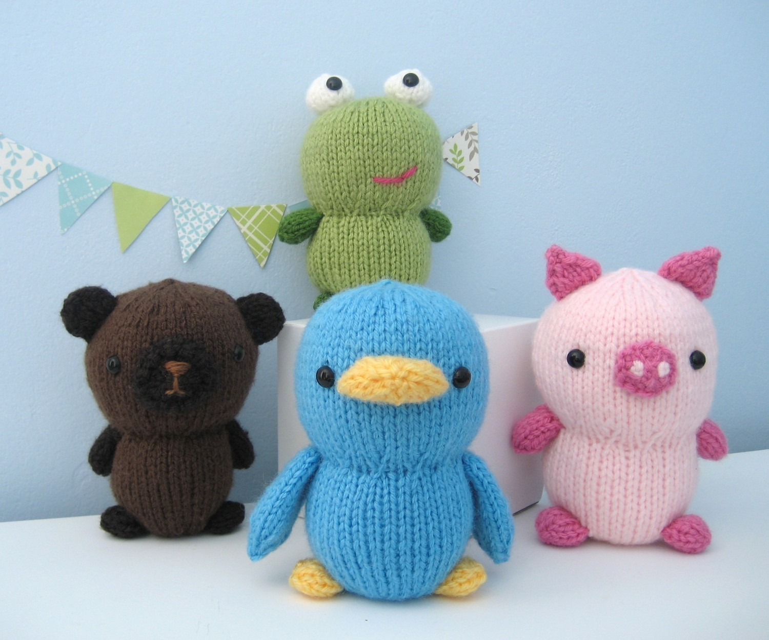 Knitting and Crochet — What is amigurumi knitting? We know ...