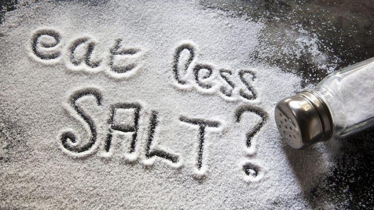 About Salt Consumption