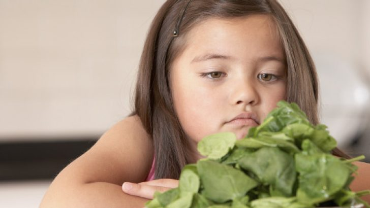 Dislikes Children Food To Feeding