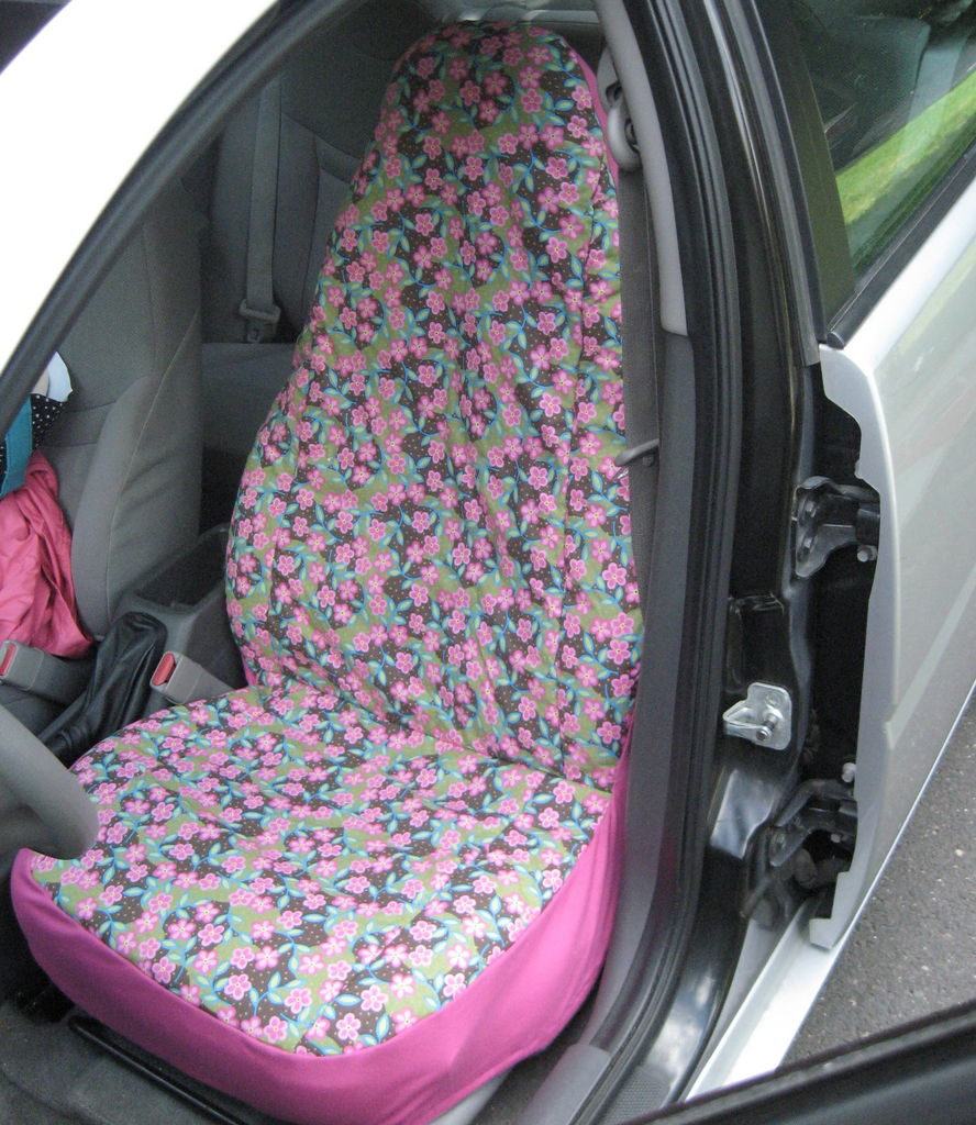 Handmade Baby Car Seat Covers