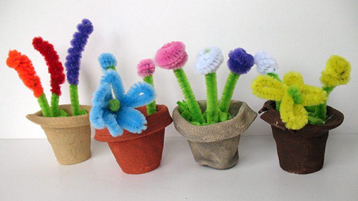 Interestingly Flower Making