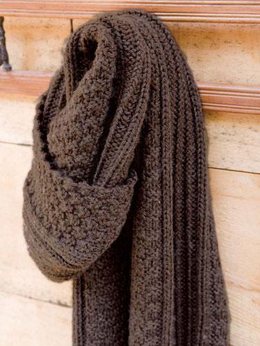 Mens Scarves Patterns Knittting Crochet Knittting Crochet