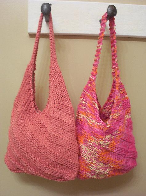 Knitting Bag Patterns Free : New patterns knitting bags crochet d y craft