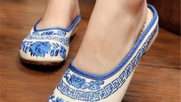 Slippers and Sandals Decoration Patterns