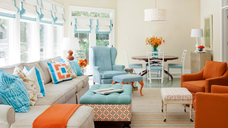 2017 Home Decorating Colors
