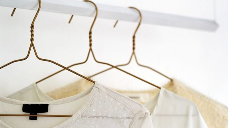 Make Yourself Copper Wire Hangers
