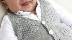 Baby Boy Formal Waistcoat Patterns