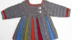 Baby Girl Cardigan Knitting Patterns