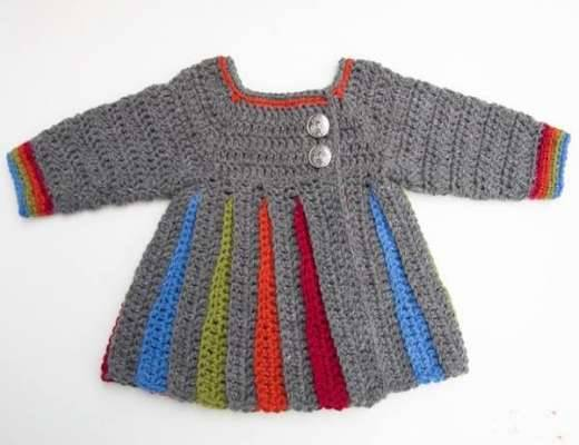 Toddler Girl Cardigan Knitting Pattern : Baby Girl Cardigan Knitting Patterns - Knitting, Crochet ...