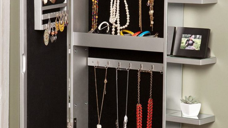 Jewelry Cabinet Models