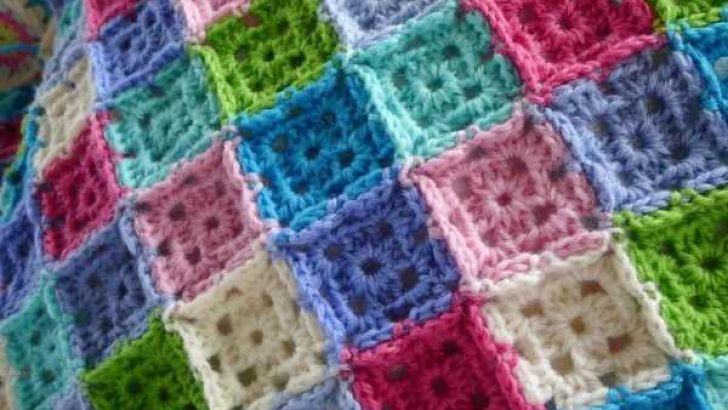 Knitted Bedspread Patterns