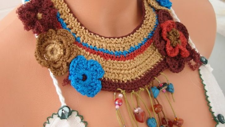 Knitted Necklace Patterns