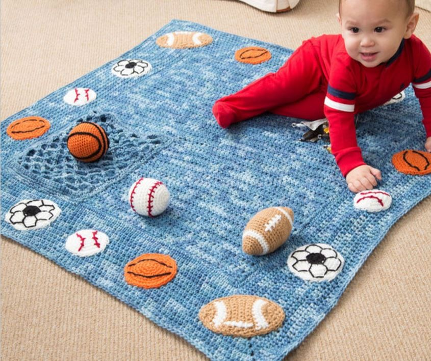 Quilt Knit Stitch 2017 : Knitting Baby Blanket Patterns - Knitting, Crochet, Diy, Craft, Free Patterns...
