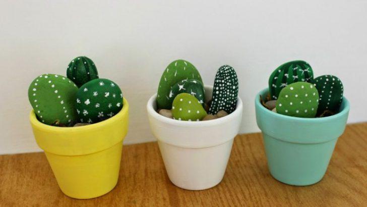 Making Artificial Cactus Flower