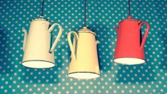 Making the Tea Pot Kitchen Lighting