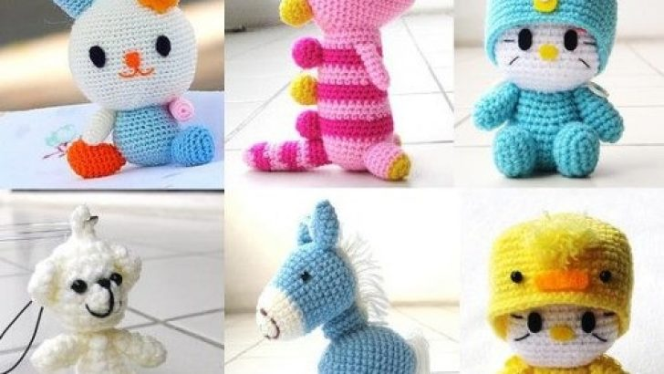 Amigurumi Toy Patterns