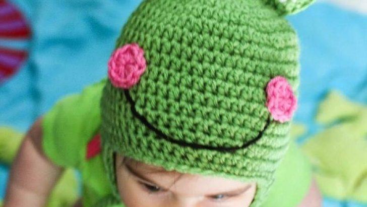 Animals Figured Patterns Hat Baby